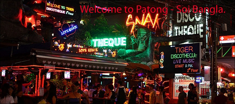 Our Patong hotel is located near all entertaintment & famous nightlife of Phuket