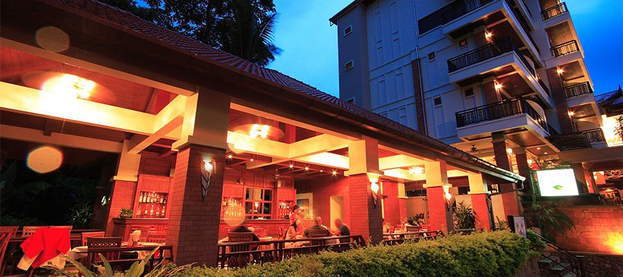 Sun Hill Hotel Phuket, Patong Beach - Hotel Restaurant