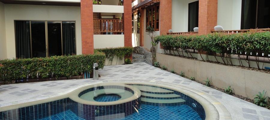 Sun Hill Hotel Phuket, Patong Beach - Jacuzzi & Whirlpool
